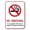 """No Smoking"" Sign - Type 2"