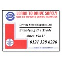 Personalised Advertising Cards