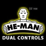Driving School Supplies supply and fit He-Man Dual Controls