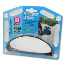 Adjustable Frog-eye Blind Spot Mirror (Deluxe)