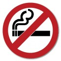 """No Smoking"" Sign - Type 3"