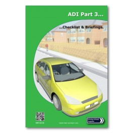 ADI Part 3... Checklist and Briefings