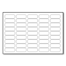 Instructor Booking Sheet Labels