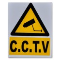 """CCTV"" Magnetic Sign"