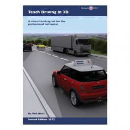Teach Driving in 3D: A Visual Teaching Aid for the Professional Instructor