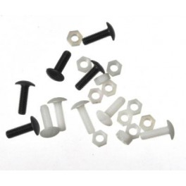 Nylon Nuts & Bolts Pack