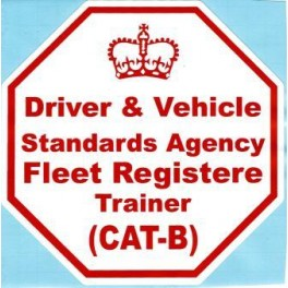 Fleet Register  ADI Adhesive Emblem
