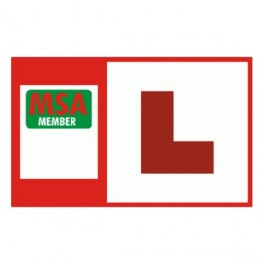 MSA All-Over Magnetic L Plates