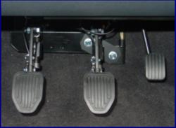 peheja dual controls - fitted