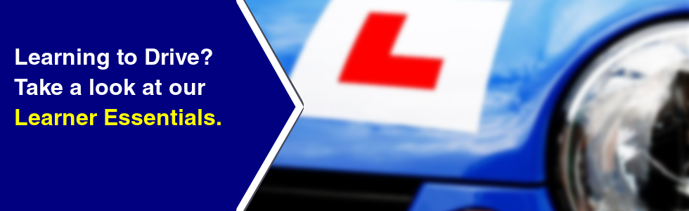 Driving School Supplies - Learner Driver Essentials